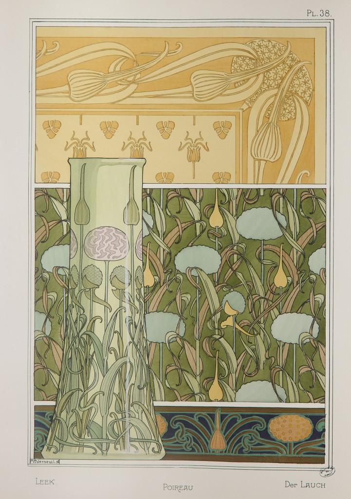 La Plante. Eugène Grasset