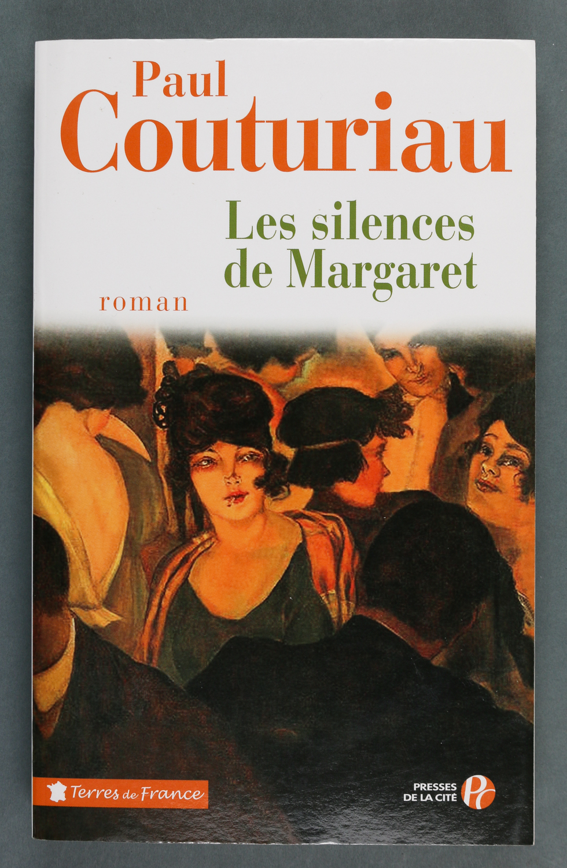 Couverture de Paul Couturiau, Les silences de Margaret