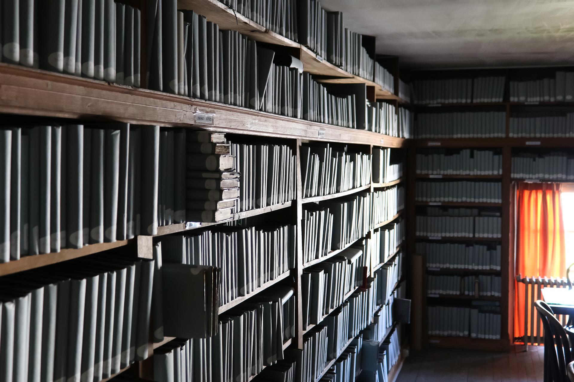 La conversion rétrospective permet de faire émerger des collections particulières du XIXe siècle telles que la bibliothèque de Henri-Georges Boulay de la Meurthe
