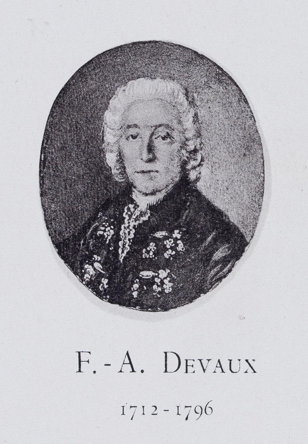 Portrait de Devaux